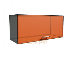 Верхний навесной шкаф 80 см газлифт (460)