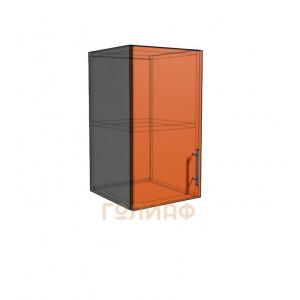Верхний навесной шкаф 30 см 1Д (540)
