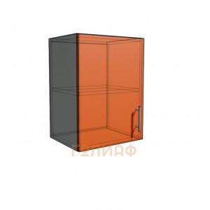 Верхний навесной шкаф 40 см 1Д (540)