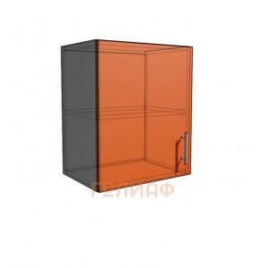 Верхний навесной шкаф 45 см 1Д (540)