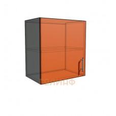 Верхний навесной шкаф 50 см 1Д (540)