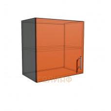 Верхний навесной шкаф 55 см 1Д (540)