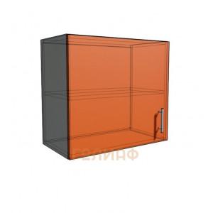 Верхний навесной шкаф 60 см 1Д (540)