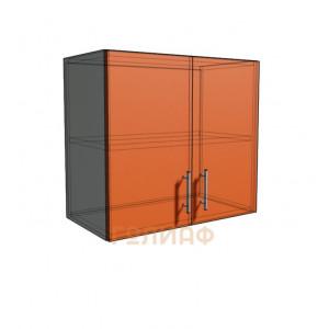 Верхний навесной шкаф 60 см 2Д (540)