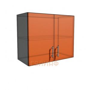 Верхний навесной шкаф 65 см 2Д (540)