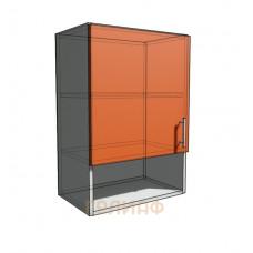 Верхний навесной шкаф 50 см с открытой полкой 1Д (720)