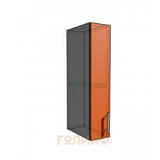 Верхний навесной шкаф 15 см (720)