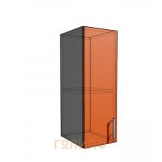 Верхний навесной шкаф 25 см (720)