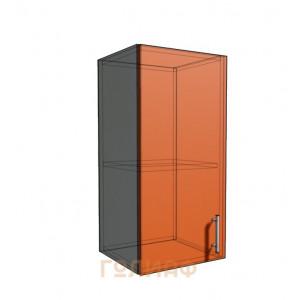 Верхний навесной шкаф 35 см 1Д (720)