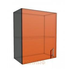 Верхний навесной шкаф 60 см 1Д  (720)