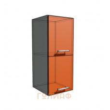 Верхний навесной шкаф 30 см 2Д гор (720)