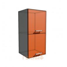 Верхний навесной шкаф 35 см 2Д гор (720)