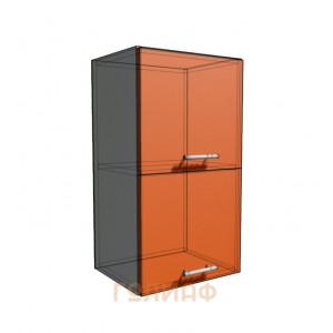 Верхний навесной шкаф 40 см 2Д гор (720)