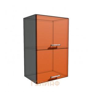 Верхний навесной шкаф 45 см 2Д гор (720)