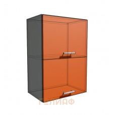 Верхний навесной шкаф 50 см 2Д гор (720)