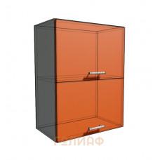 Верхний навесной шкаф 55 см 2Д гор (720)