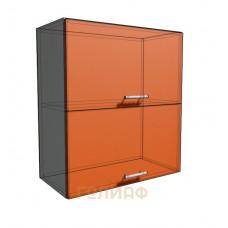 Верхний навесной шкаф 65 см 2Д гор (720)
