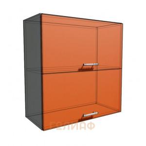 Верхний навесной шкаф 70 см 2Д гор (720)