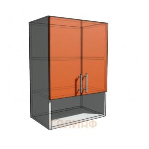 Верхний навесной шкаф 50 см с открытой полкой 2Д (720)