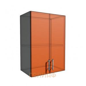 Верхний навесной шкаф 50 см 2Д (720)