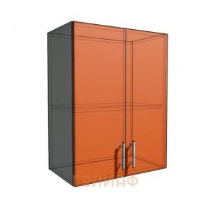 Верхний навесной шкаф 55 см 2Д (720)