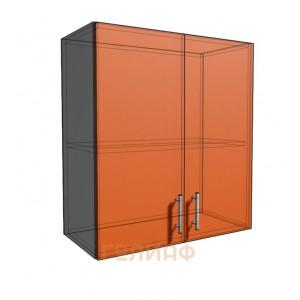 Верхний навесной шкаф 65 см 2Д (720)