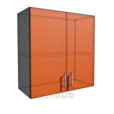 Верхний навесной шкаф 70 см 2Д (720)
