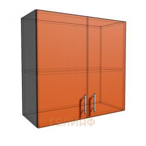 Верхний навесной шкаф 75 см (720)