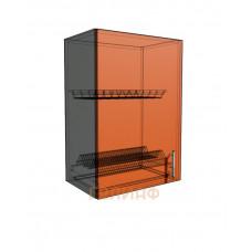 Верхний навесной шкаф 50 см 1Д под сушилку (720)