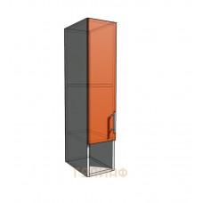 Верхний навесной шкаф 20 см с открытой полкой (920)