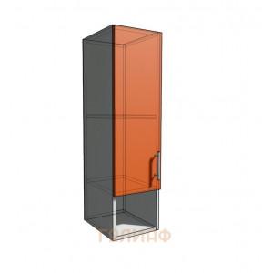 Верхний навесной шкаф 25 см с открытой полкой 1Д (920)