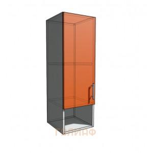 Верхний навесной шкаф 30 см с открытой полкой 1Д (920)