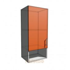 Верхний навесной шкаф 40 см с открытой полкой 1Д (720)