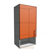Верхний навесной шкаф 45 см с открытой полкой 1Д (920)