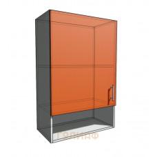 Верхний навесной шкаф 60 см с открытой полкой 1Д (920)