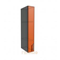 Верхний навесной шкаф 15 см (920)