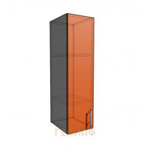 Верхний навесной шкаф 25 см 1Д (920)