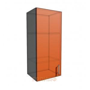 Верхний навесной шкаф 40 см 1Д (920)