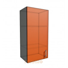 Верхний навесной шкаф 45 см 1Д (920)