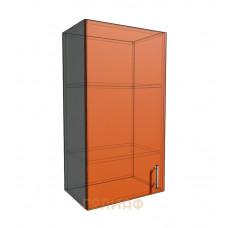 Верхний навесной шкаф 55 см 1Д (920)