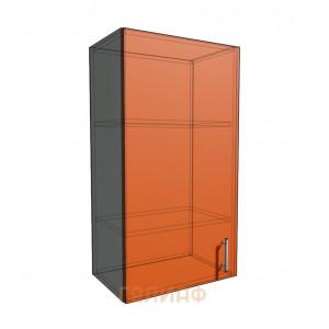Верхний навесной шкаф 50 см 1Д (920)