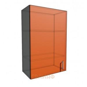 Верхний навесной шкаф 60 см 1Д (920)