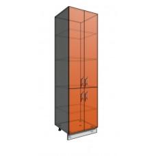 Пенал шкаф 2140 60 см 4 двери (550)