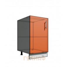 Нижний шкаф 45 1Д рабочий стол (500)