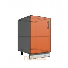 Нижний шкаф 50 1Д рабочий стол (500)
