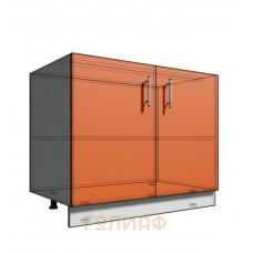 Нижний шкаф 100 2Д рабочий стол (500)