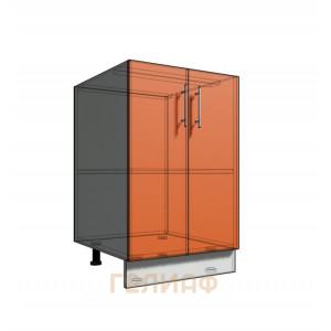 Нижний шкаф 50 2Д рабочий стол (500)