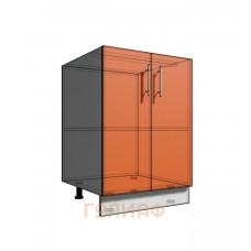 Нижний шкаф 55 2Д рабочий стол (500)