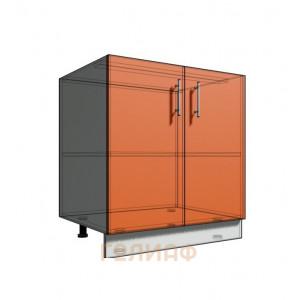 Нижний шкаф 75 2Д рабочий стол (500)