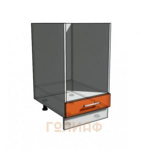 Нижний шкаф 45 под духовой шкаф (500)